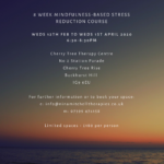 8 Week Mindfulness Stress Reduction Course